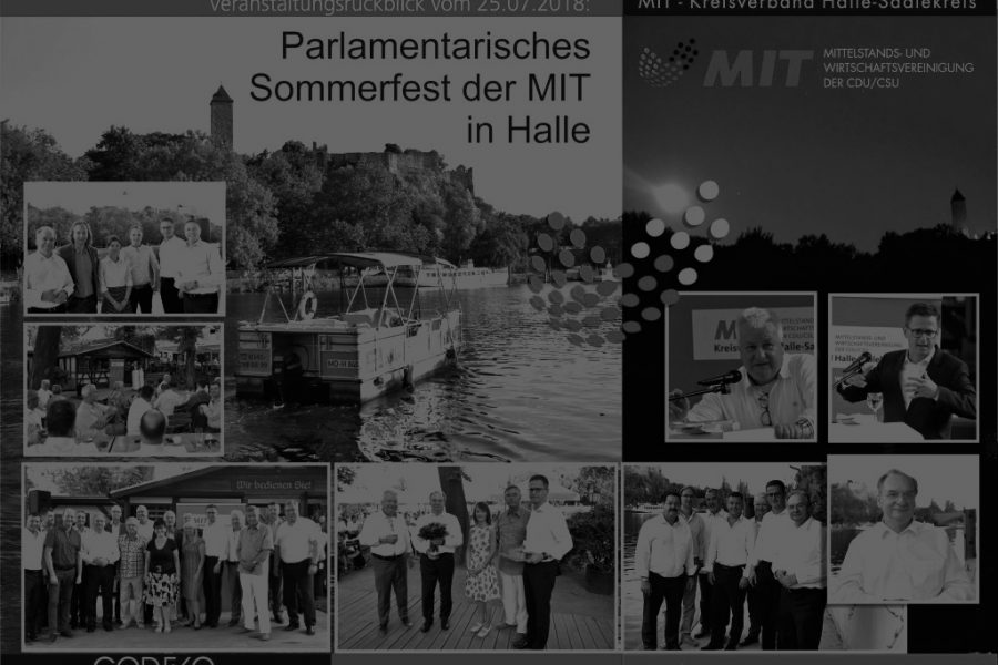 Rückblick: parlamentarisches Sommerfest der MIT