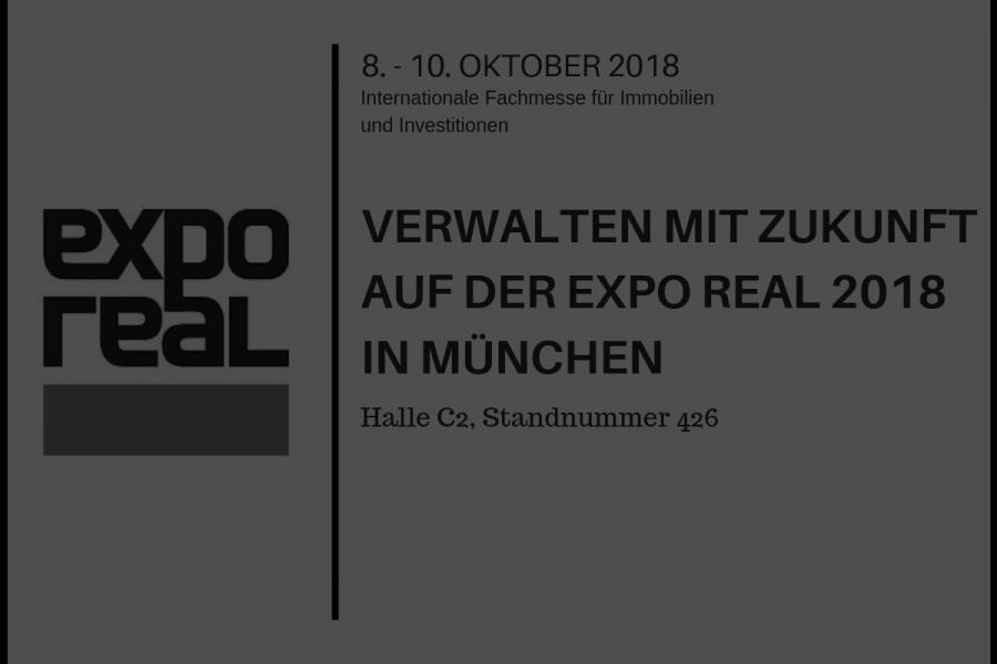 Messe-Rückblick: Verwalten mit Zukunft bei der EXPO REAL 2018